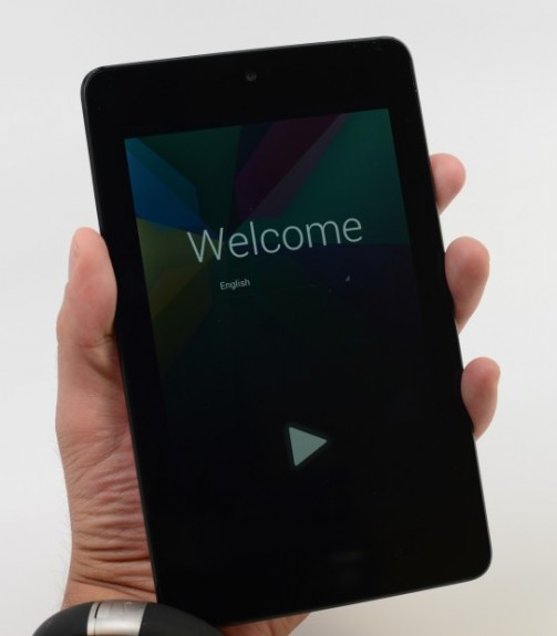 The new Nexus 7 is rumored to have a May launch date.