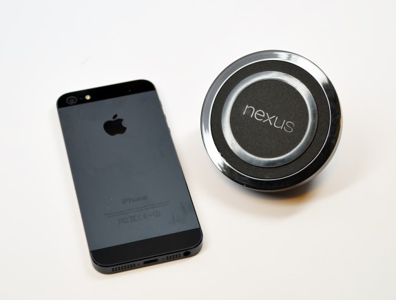 Don't expect wireless charging in the iPhone 5S if it features the same design as the iPhone. Apple is more likely to incorporate wireless charging into an iPhone 6 with a new design.