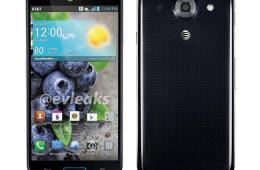 AT&T LG Optimus G Pro leak
