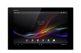 The Xperia Tablet Z will be released in late May.