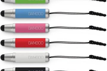 bamboo mini stylus colors