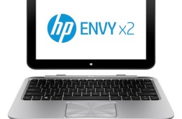 Windows 8-powered HP Envy X2 tablet with keyboard dock