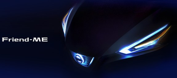 Nissan Friend-Me Teaser