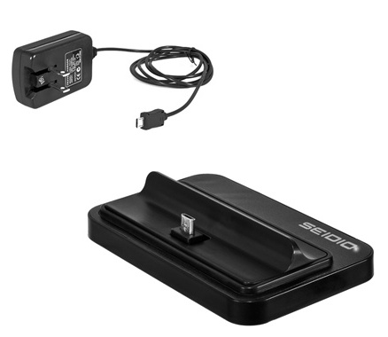 seidio desktop charging cradle kit