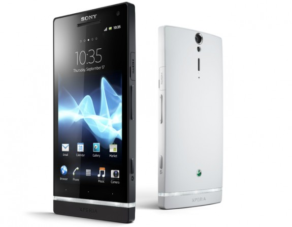 The Sony Xperia S Android 4.1 Jelly Bean update may arrive soon.