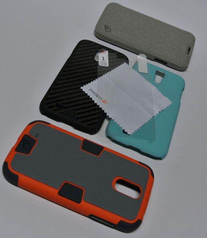 cygnett samsung galaxy s4 cases