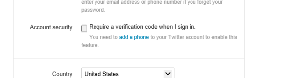 Twitter Two-Step Authentication Four
