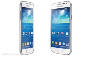 The Galaxy S4 Mini is official.