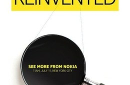 Nokia EOS event invite
