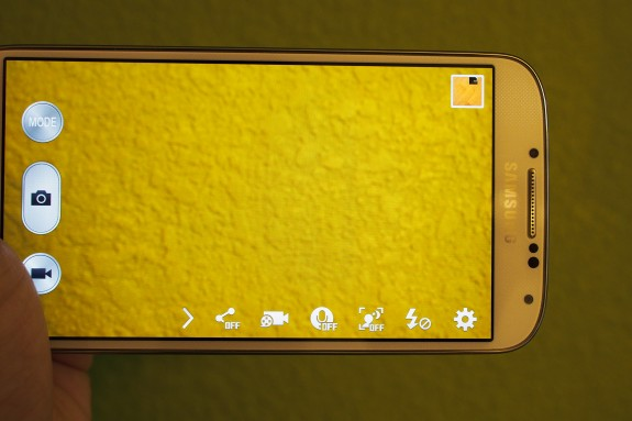 The Galaxy Note 3 should feature a more impressive camera.