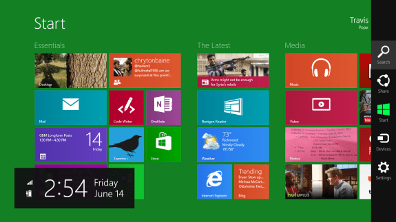how to search windows 8 2