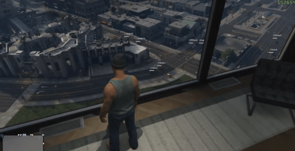 GTA 5 multiplayer details are slim, but this sneak peak looks amazing.