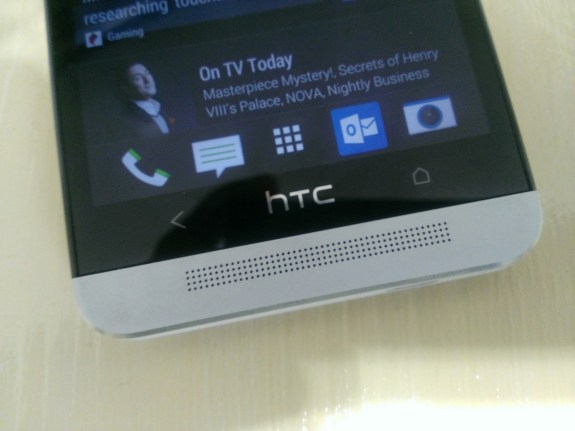 The Verizon HTC One is up for pre-order.
