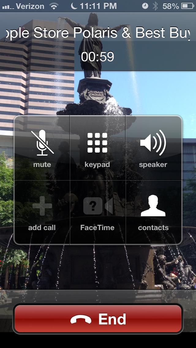how to 3 way call on landline