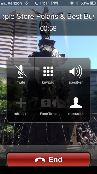 Merging the Calls