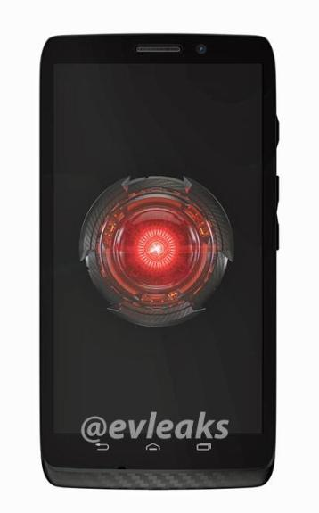 This is thought to be Verizon's Motorola Droid MAXX.
