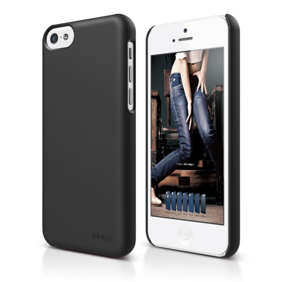 elago iphone 5C case black