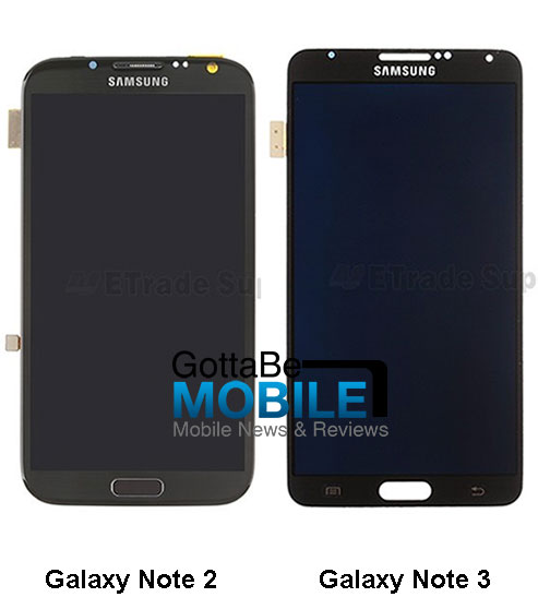 This is how the Galaxy Note 2 could stack up compared to the Galaxy Note 3.