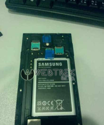 The Samsung Galaxy Note 3 should come with a massive battery.