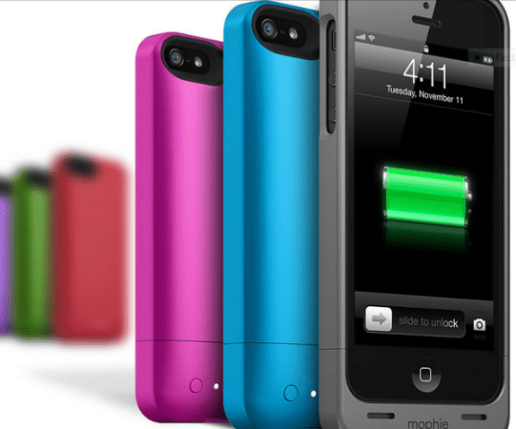 The Mophie Juice Pack Helium now comes in more colors.