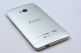 Verizon HTC One Review -  002
