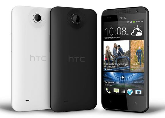The HTC Desire 300