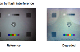 Apple tells case makers to avoid flash interference.