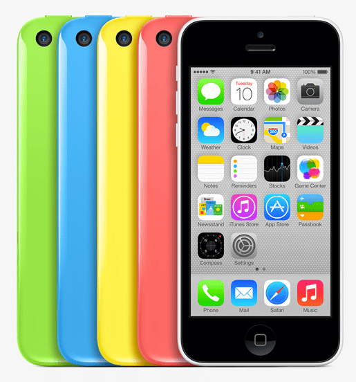 Here are the standout iPhone 5c features.