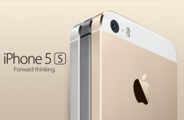 Apple won't offer iPhone 5S pre-orders.