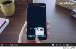 samsung galaxy note 3 hands on video