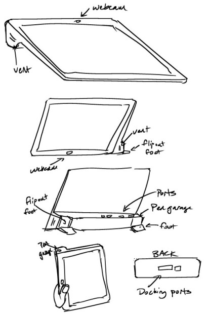 Sumocat's Tablet Design from 2010 looks a lot like the Yoga Tablet 8 and Yoga Tablet 10