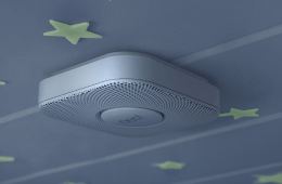 The Nest Protect is a smoke alarm and Carbon Monoxide alarm that connects to devices and your smartphone.