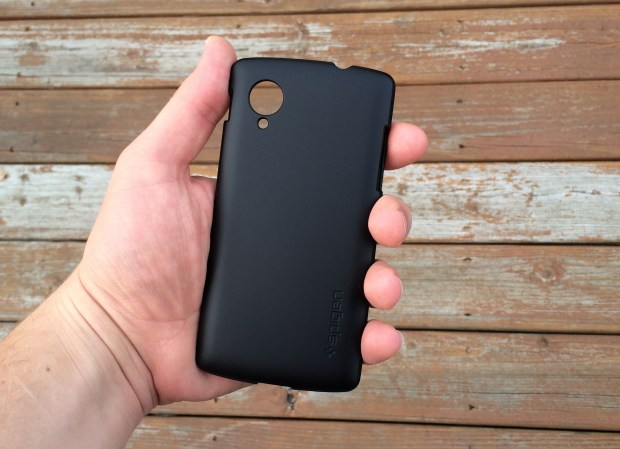 What a Nexus 5 could look like in your hand.