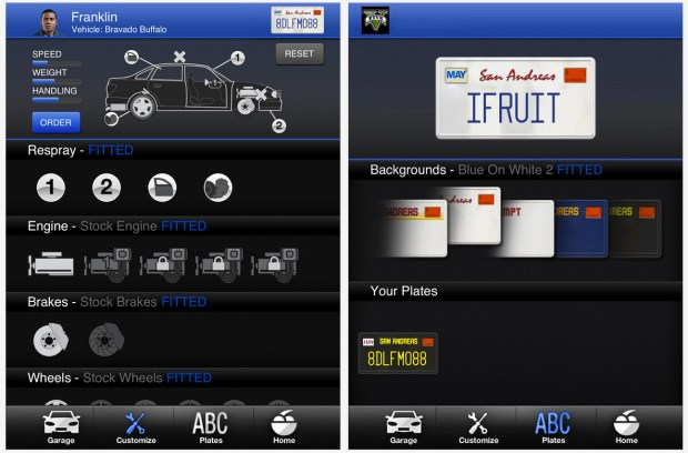 iFruit for Android is now available for phones and tablets.