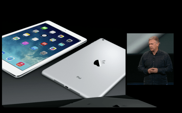 iPad Air iPad 5 Design