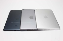 New photos appear to show off a space gray iPad mini 2.