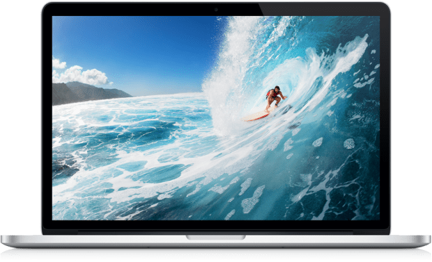 The new MacBook Pro Retina late-2013 models should arrive soon.