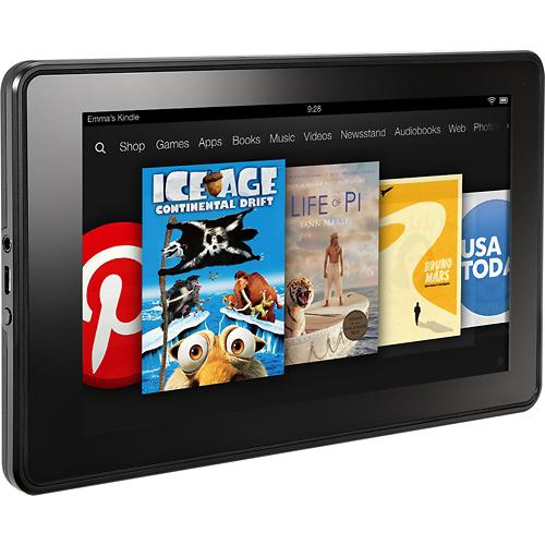 The Kindle Fire HD Black Friday 2013 deals are most plentiful, but there are options for the new Kindle Fire HDX, and one old Kindle Fire deal.