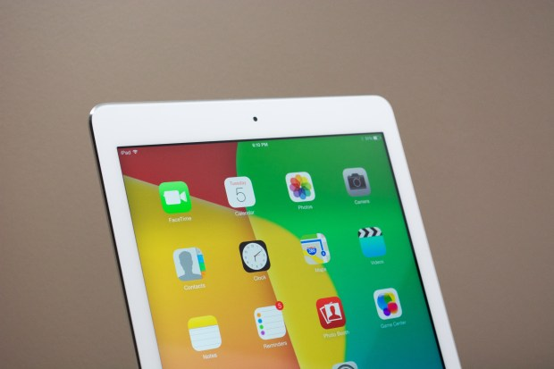 iPad Air Review -  22