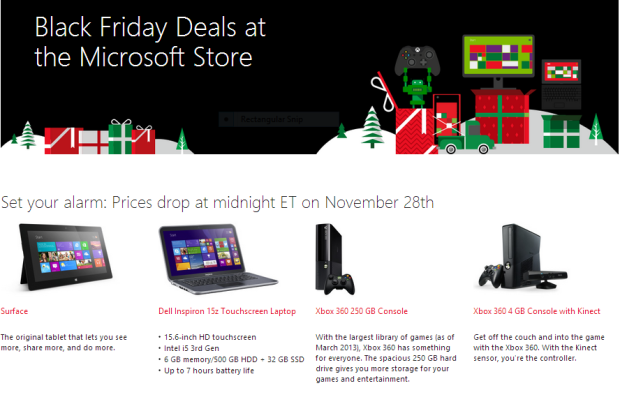 ms black friday 2013