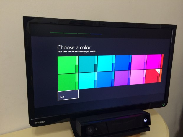 How to Setup an Xbox One (17)