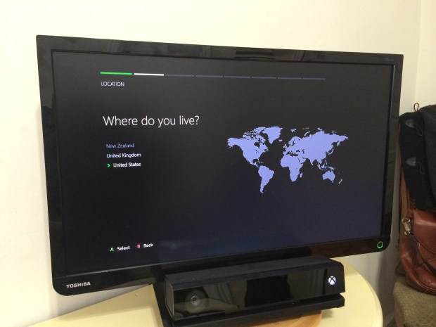 How to Setup an Xbox One (3)