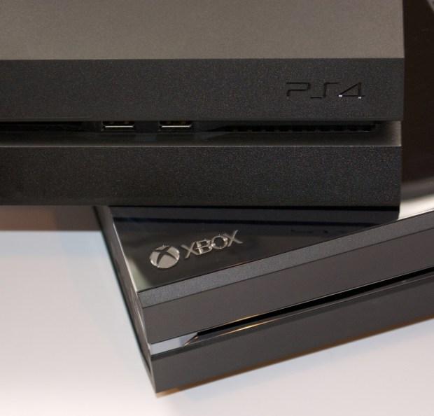 PS4 vs Xbox One - 12