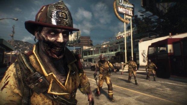 A screenshot from Dead Rising 3.