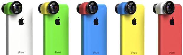 Olloclip iPhone 5c
