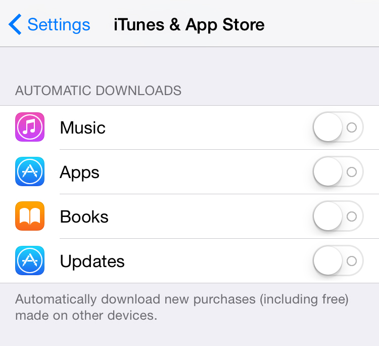 How to stop itunes from automatically updating your iphone