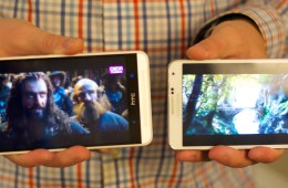 Galaxy Note 3 vs HTC One Max - 2