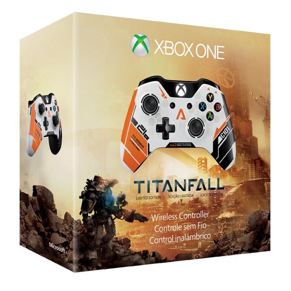 Titanfall controller