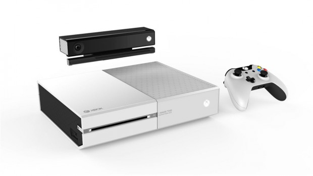 White Xbox One rumored to arrive this year