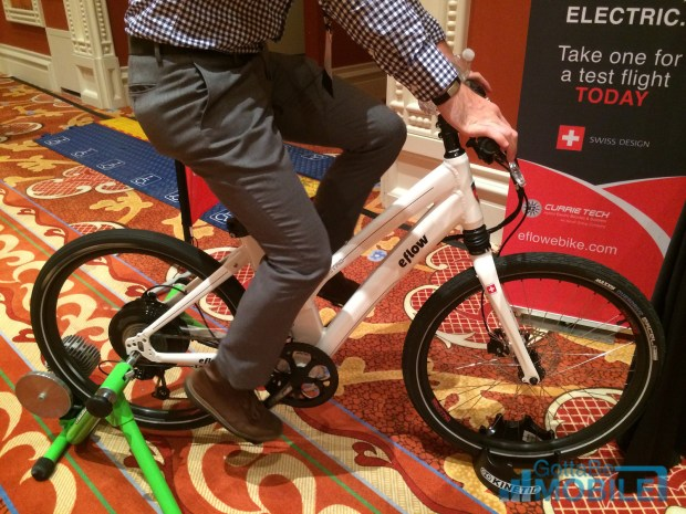 eFlow Electric Bicycle